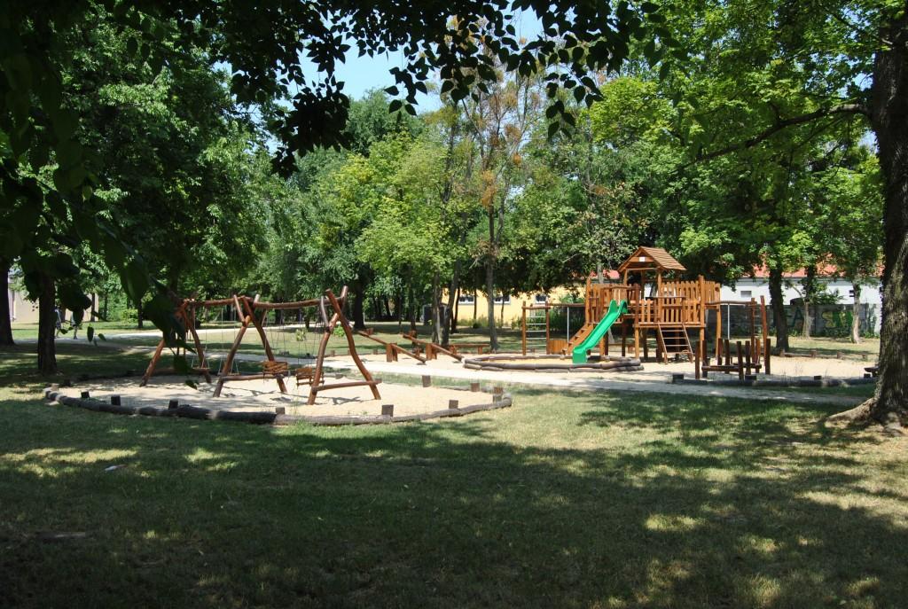 Palárikovo - Detské ihrisko